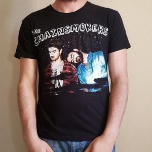 The Chainsmokers band tee